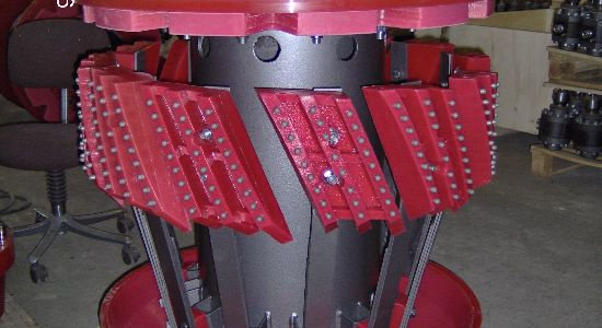 Studded Or Pin Wheel Pigs Inpipe Products