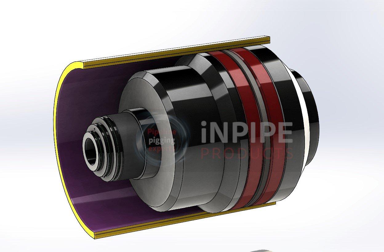"""24"""" Test Plug / Dewatering Tool"""
